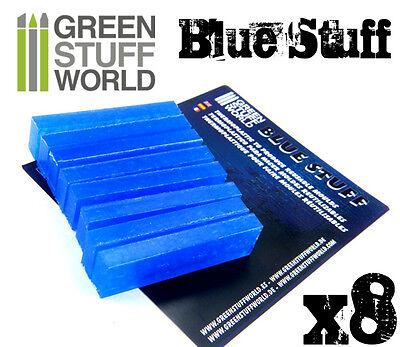 Blue Stuff 8Bars - Make reusables instant molds - Warhammer 40K OOAK Doll Reborn 9