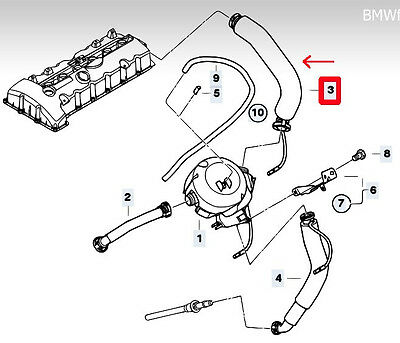 Crankcase Oil Breather Valve Separator — VACA