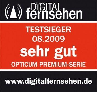 LNB OCTO 0,1dB DIGITAL Opticum TESTSIEGER Switch 8 Teilnehmer HDTV 4K Ultra HD+