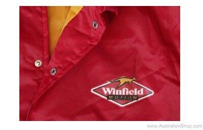 rote WINFIELD Australia - Windjacke / Regenjacke - Linzenzware - Australien Shop