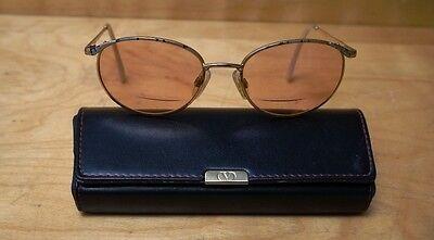 Vintage DWP Eyeglasses Model 1487 with Case - Germany