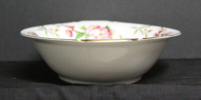"""Vintage """"Blossomtime"""" Oval Serving Bowl - Narumi Japan-Cherry Blossoms 5"""