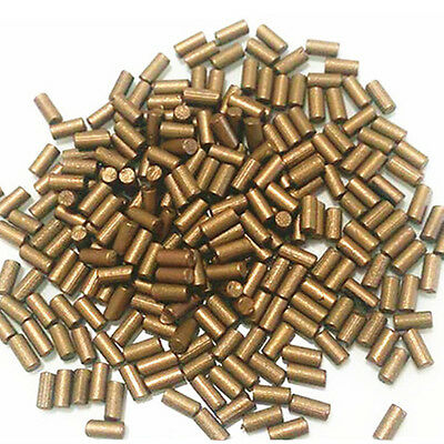 100 Pcs Gold Lighter Flints Universal Clippers For Gas Petrol Smoking Lighters 4
