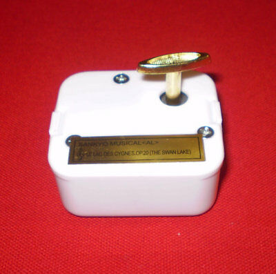 Shipping Sankyo Music Box Movement Many New Songs 18 Note A through F