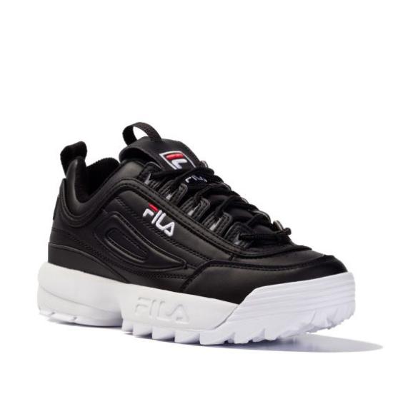 2019 Fila Disruptor sneakers basse uomo donna 2 generazioni 3 3 di 10 ... dbc46ec2c13