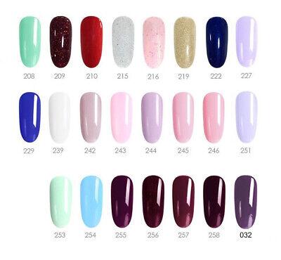 Premium Nail Gel Polish UV LED Set CANNI Colour Varnish Glitter Top 15,000+ SOLD 3