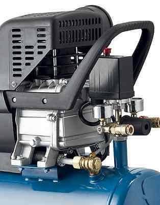 2.5Hp 24Ltr 8 Bar 9.3 Cfm - -  Air Compressor 4