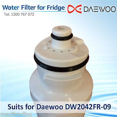 WESTINGHOUSE AND SMEG FRIDGE AQUA CRYSTAL WATER FILTER PART NUMBER 3019986720