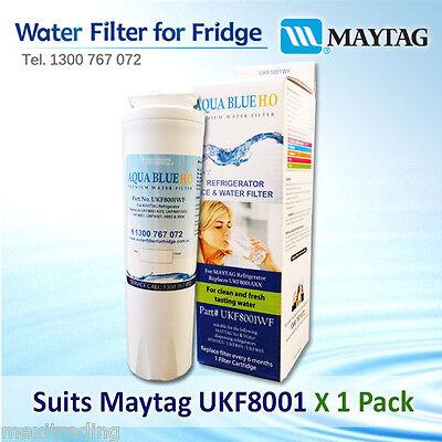 AQUA BLUE H2O PREMIUM FILTER FOR FRIDGES WHIRLPOOL//BOSCH//MAYTAG//GE and ETC