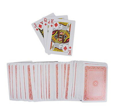 """Giant Super Jumbo 5"""" X 7"""" Playing Cards Nice Quality Large Huge Party Goody Bag 2"""