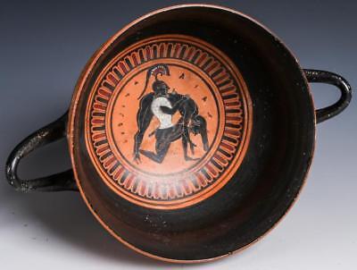 Ancient Greek/Etruscan Kantharos Lot 249
