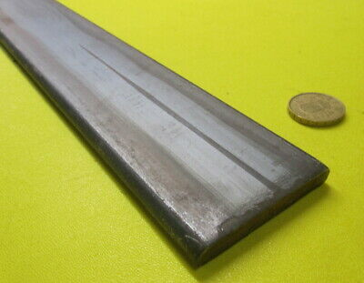 "5160 Spring Steel (Knife, Blade) Bar .250"" (+/-.006"") Thick x 3"" Wide x 72"" 12"