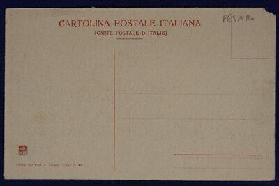 CAGLI PANORAMA A LEVANTE NON VIAGGIATA fp ANNI 10/20 #16012