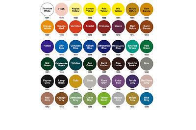 100ML Acrylic Paint Tube Student Paint Artist Quality Assorted Colours Art Paint 3