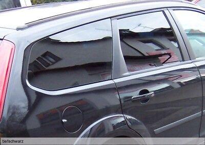 Tönungsfolie passgenau tiefschwarz 5/% Mercedes E-Kl S212 W212 T-Modell Kombi