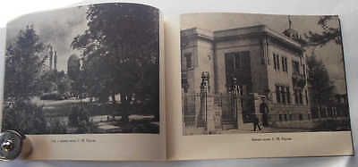 1955 USSR Russian Soviet Architecture KIROVSKY AVENUE Illustrated Photo Album 6