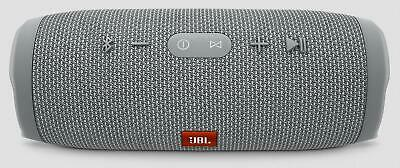 JBL Charge 3 Portable IPX7 Waterproof Bluetooth Speaker Gray *Authorized Dealer 3