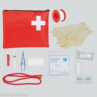 NEW Cat Dog First Aid Kit Cats Dogs Grooming Pet Care