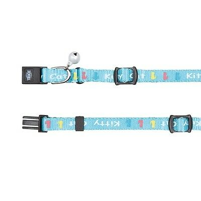 Trixie New Paw Fully Adjustable Kitten Cat Collars Bell 4179 X 1 4