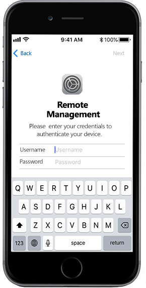 Apple iPhone X Xs Max 8 7 Plus 6s 6 MDM Remote Management Bypass All iOS - FAST 2