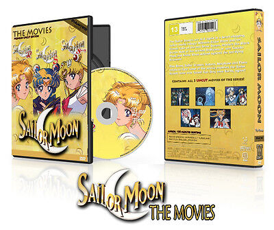 Sailor Moon DVD Complete English Series Collection (34-Disc set) 7