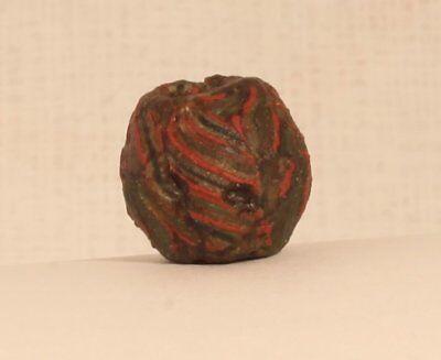Fustat mosaic bead 800-1000 AD
