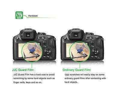 JJC LCD Guard Screen Protector Film For Sony A9 A7 A7II a7S II a7R II ILCE-7RM2