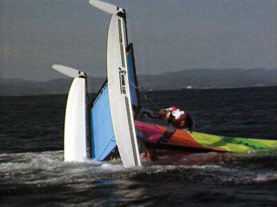 DVD Catamaran de sport : Découverte & initiation  - Voile bateau - Sport Loisirs 7