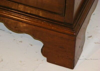 Good Quality Antique 19Th Century Mahogany Chest Of Drawers 9