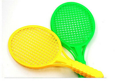 1pair Child Badminton Tennis Racket Baby Sports Bed Toy Educational Toys 。 3