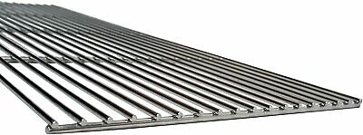 Heavy Duty 6mm Stainless Steel Brick BBQ Warming Grill Measuring 67cm x 20cm