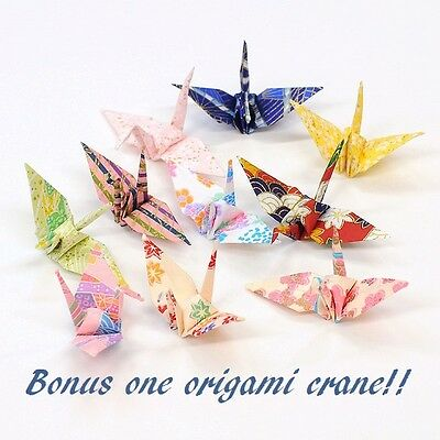 Japanes Origami Paper AIZOME CHIYOGAMI  15 x 15 cm 10 sheets10 designs
