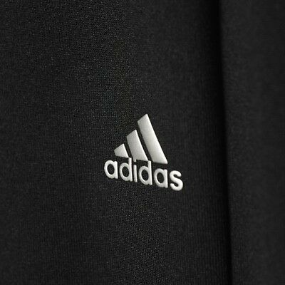 Adidas  Baby Infants Girls Tracksuit Bottoms Trackie Pants Black BNWT 2-3 Years 3
