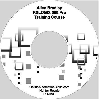ALLEN BRADLEY RSLOGIX 500 Pro Tutorial