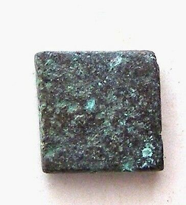 ANCIENT ROMAN BYZANTINE BRONZE WEIGHT great collection!!! #AR444-447 2