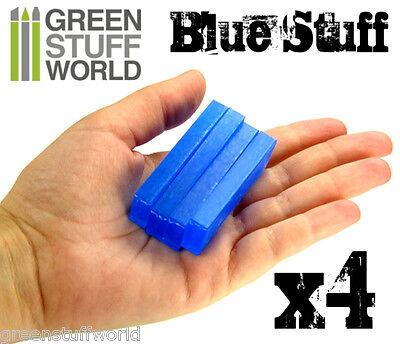 COMBO Blue Stuff y Green Stuff 30cm - para Wargames Warhammer Instant Mold 2