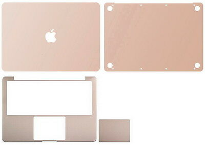 3M SKIN DECAL Cover Palm-Rest Guard Protector for Apple