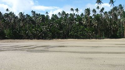 FIJI ISLANDS BEACH FRONT PARADISE NEXT TO COUSTEAU RESORT 100% shares. 10