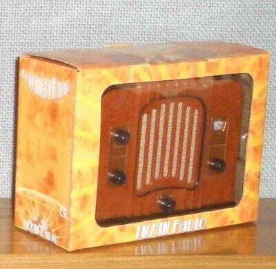LINCOLN modello 60, Radio d'Epoca in miniatura, anno 1932 3