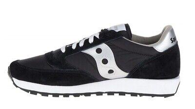 SAUCONY JAZZ ORIGINAL scarpe donna sneakers pelle camoscio