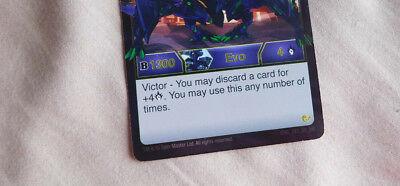 BAKUGAN Battle Brawlers Planet TITAN NILLIOUS EVOLUTION Card 247 B1300