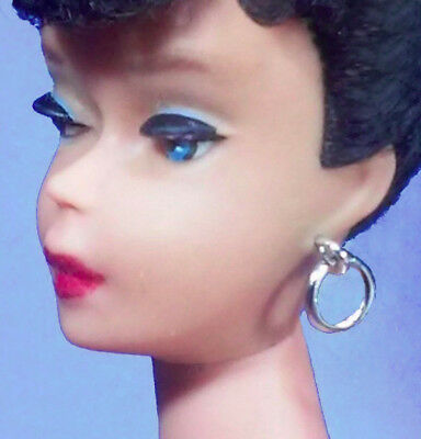 ORANGE EARRINGS Doll Jewelry VINTAGE REPRODUCTION made for Barbie Dreamz ZOKKO