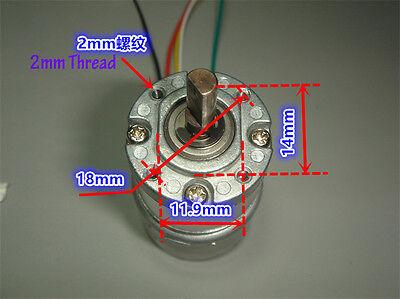 Rotalink DC 5V~18V 700RPM Metal Planetary Gearbox Mini Gear Motor DIY Robot Car