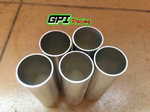 """25x12x300MM ALUMINUM TUBE PIPE ROUND 0.98/""""OD x 0.47/""""ID x 12/"""" x0.26/"""" Wall"""