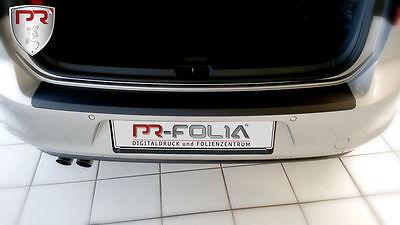 Ladekantenschutz für Opel Astra G 2 II Caravan 1998-04 Edelstahl mit Carbonfolie