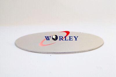 "2XAiluminum Disc Circle Blank Plate Sheet Round 350MM DIAMETER  2MM Thick//14/"" D"