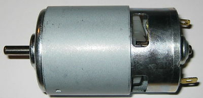 775 Frame Size 120 Watt 18,000 RPM 12 V DC Hobby Motor // Generator