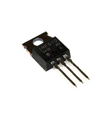 50PCS IRF610PBF IRF610 MOSFET N-CH 200V 3.3A TO-220AB Good Quality