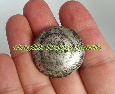 Antique style collected China Handwork Miao silver Pay soldiers silver bar 2