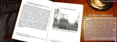 """LIBRO/SAGGIO STORICO """"La guerra dimenticata"""" 4"""
